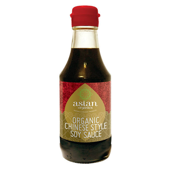Product Shot Organic Chinese Style Soy Sauce