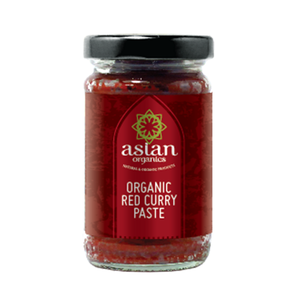 Product Shot Red Curry Paste