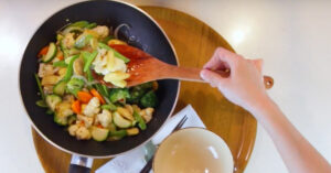 Asian Stir-Fry Vegetables